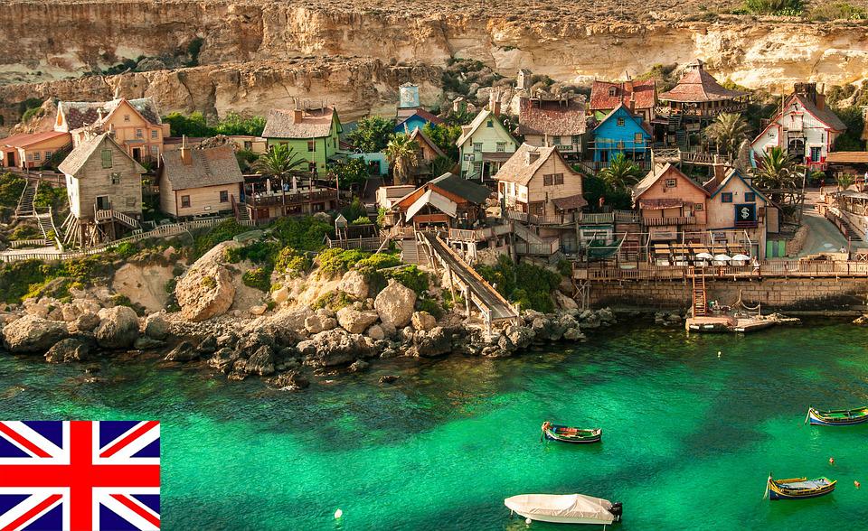 Aprender ingles Malta