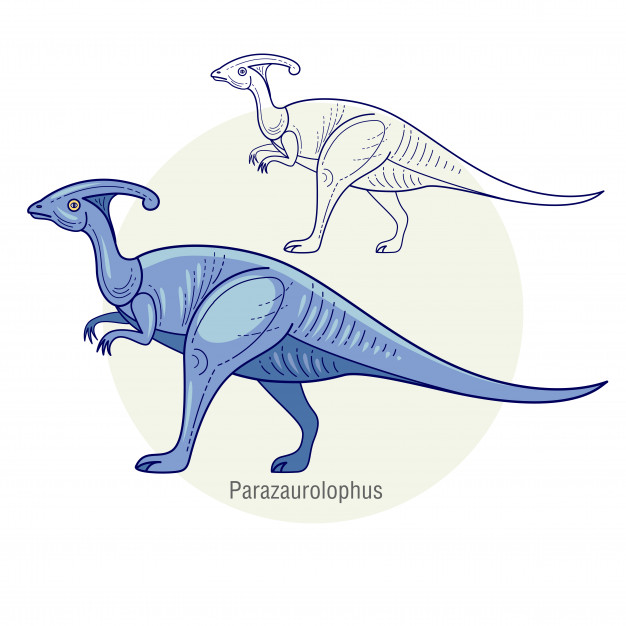 Parazaurolophus