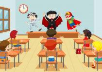 halloween en clases