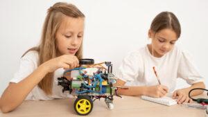 robótica clases niños