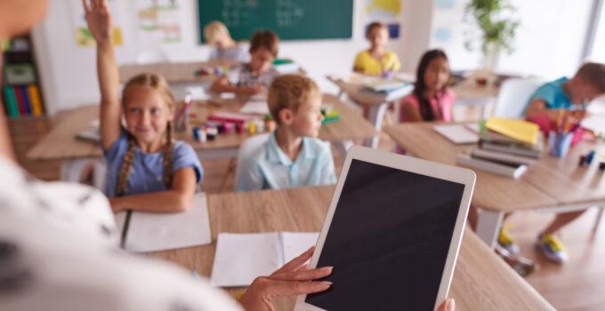 ipad niños tecnologia